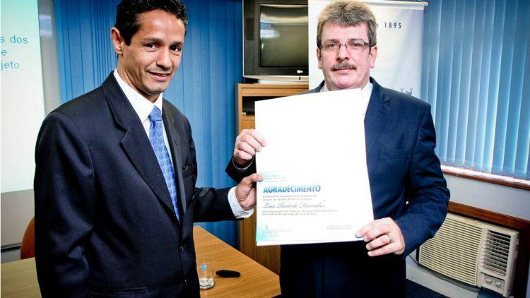 Ricardo Dornelles destaca os cuidados na inspeção de riscos