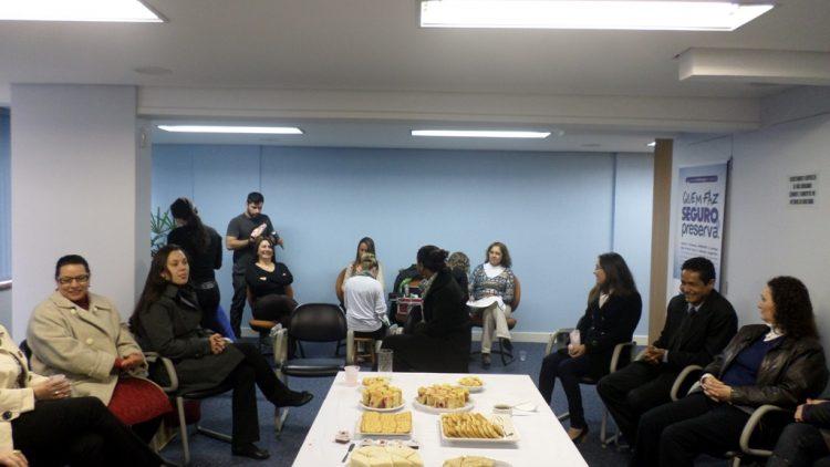 Sindseg-RS promove homenagem às secretárias