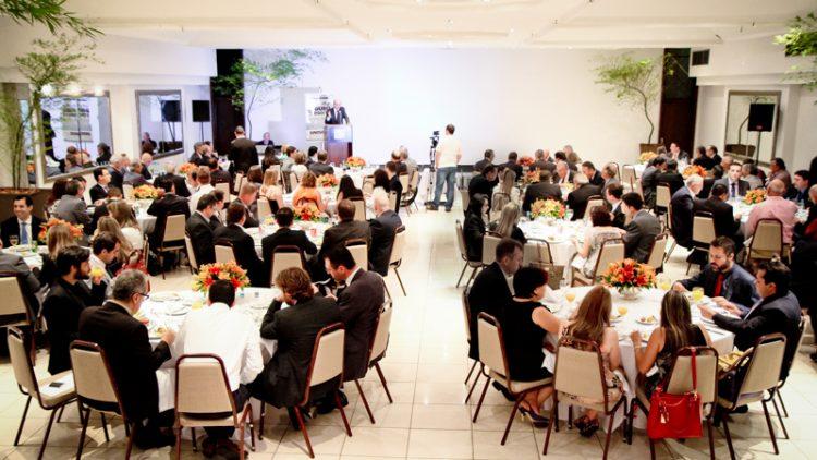 Almoço do Mercado Segurador – Presença Dr. Roberto Westenberger – 15/12/2014