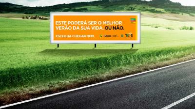 Campanha busca conscientizar motoristas sobre boas atitudes no trânsito