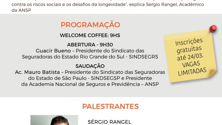 Workshop SINDSEGRS e ANSP