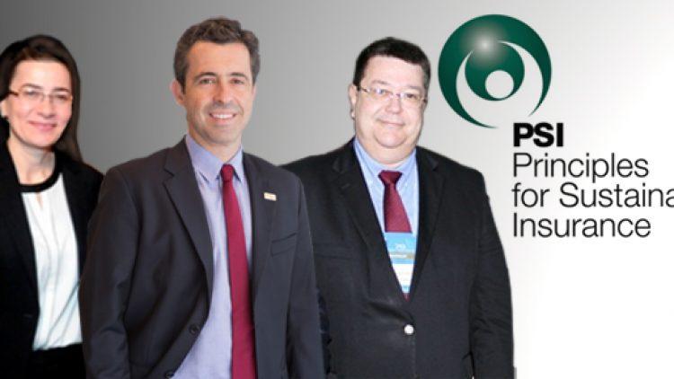 Brasileiros reeleitos para o Conselho da iniciativa dos Princípios de Sustentabilidade em Seguro