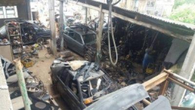Operação prende proprietário de dois desmanches em Cachoeirinha