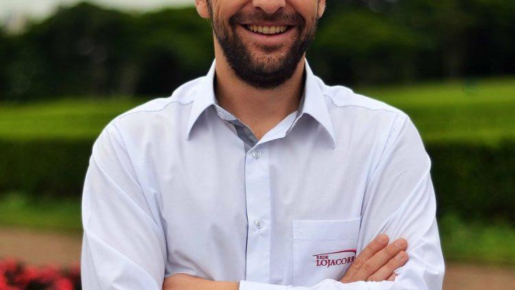 Diogo Arndt Silva assume presidência da Rede Lojacorr em sucessão planejada para continuidade do crescimento