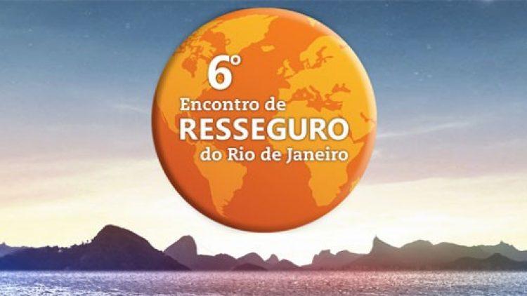 Inscrições abertas para o 6º Encontro de Resseguro do Rio de Janeiro