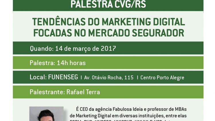 Palestra CVG/RS