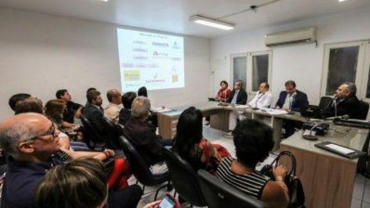 Diretor do Sindseg NNE participa de audiência pública na Alepe sobre venda irregulares de seguros
