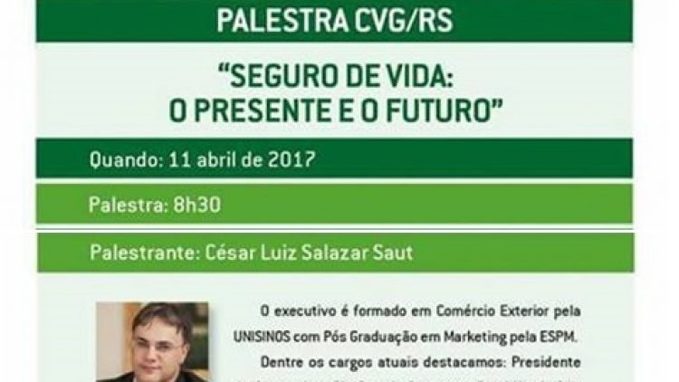 Palestra do CVG/RS
