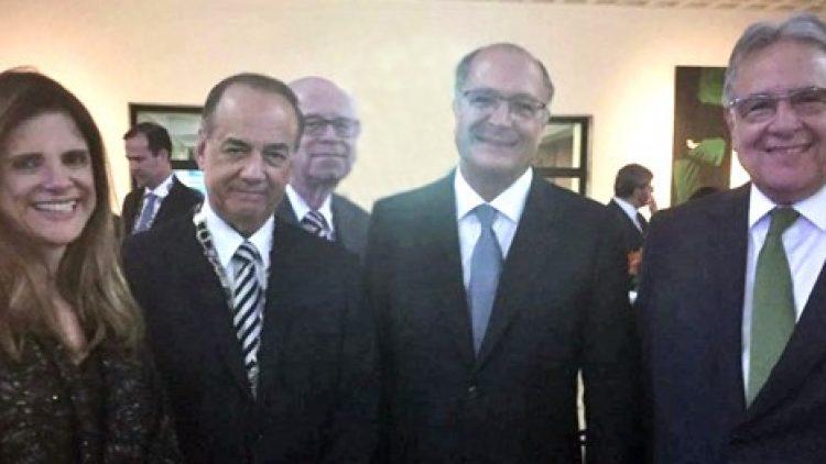 Governador de SP destaca a importância do mercado segurador para o crescimento sustentável do Brasil