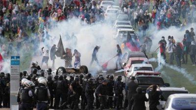 Militares nas ruas afetam apólices de seguro