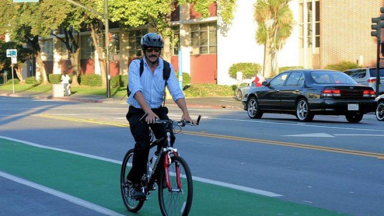 Vamos de bike para o trabalho?