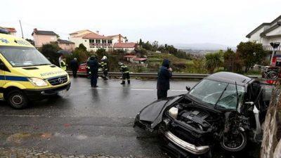 Recebem até 2000 euros para terem acidentes e burlarem seguradoras