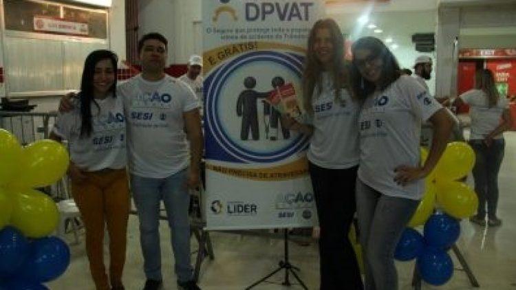 Seguradora Líder-DPVAT participa da 26ª Ação Global