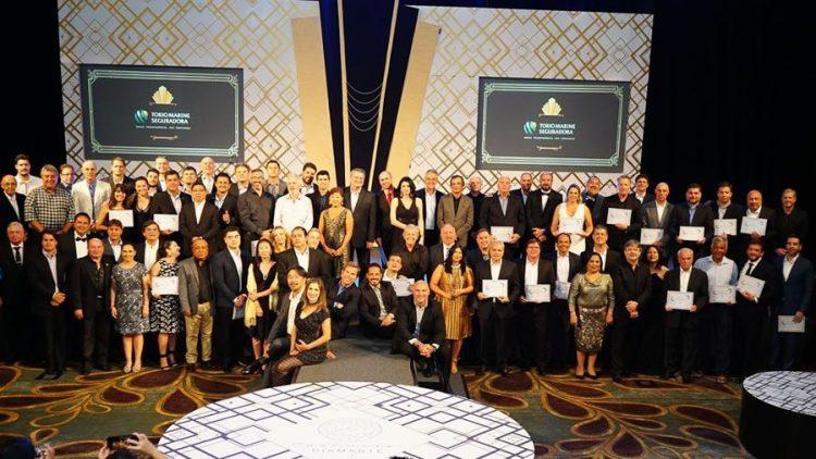 TOKIO MARINE comemora sucesso do XVI Encontro de Corretores Diamante