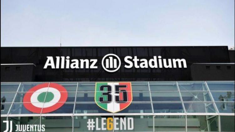 Allianz dará nome ao estádio da Juventus