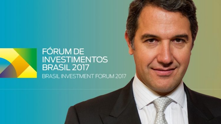 Alexandre Malucelli participa do Brasil Investment Forum 2017