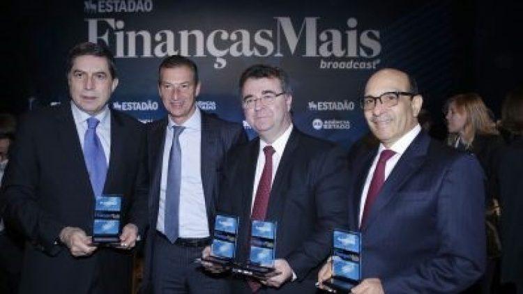 """""""Estadão Finanças Mais"""": Organização Bradesco conquista prêmios com Banco e Grupo Segurador"""