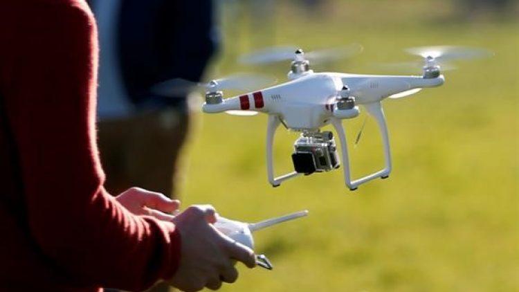 16 incidentes com drones reportados desde janeiro. Quatro este mês