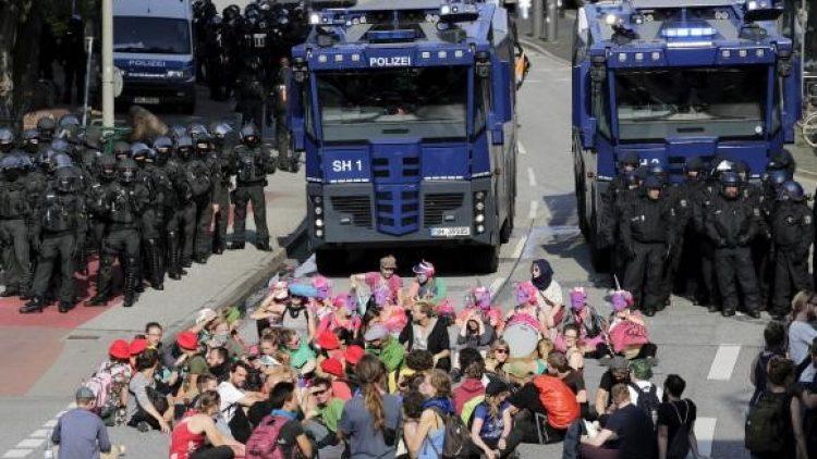 Protestos durante G-20 podem custar 12 milhões de euros a companhias de seguro