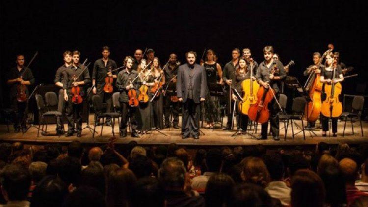 SulAmérica apresenta Orquestra Ouro Preto em Curitiba