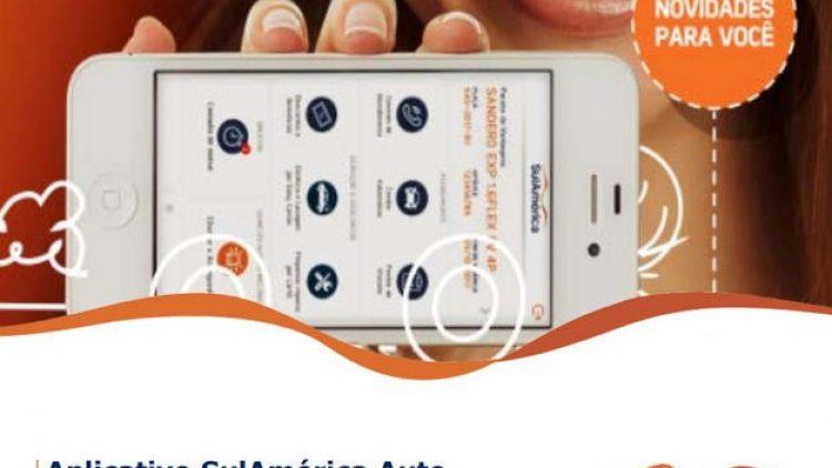 Seguradora oferece app com novo serviço e facilidades para clientes