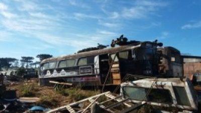 Operação Desmanche interdita estabelecimentos em Erechim
