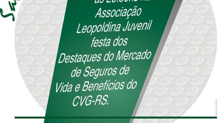 Festa CVGRS dos Destaques do ano