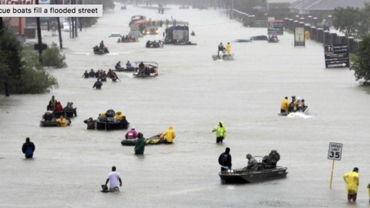 Perdas do furacão Harvey podem chegar ao Brasil por meio do IRB Brasil Re