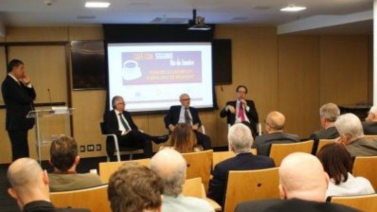 ANSP debateu Cenário Econômico e o Mercado de Seguro no Rio de Janeiro