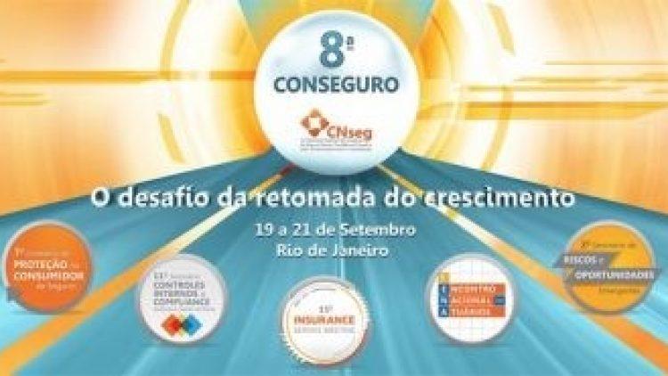 IRB Brasil RE participa da 8ª edição do Conseguro