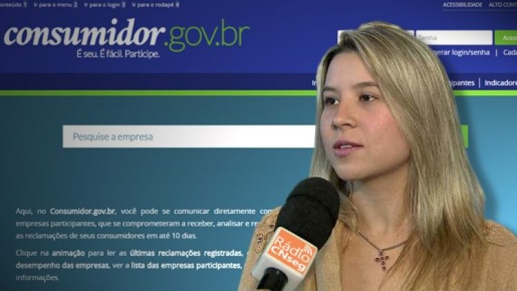 Consumidor.gov na Rádio CNseg