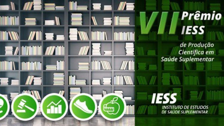 Inscrições para o VII Prêmio IESS acabam em 15/9