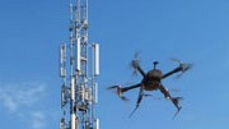 Seguradoras levam quantidade inédita drones para ver estragos do Harvey no Texas