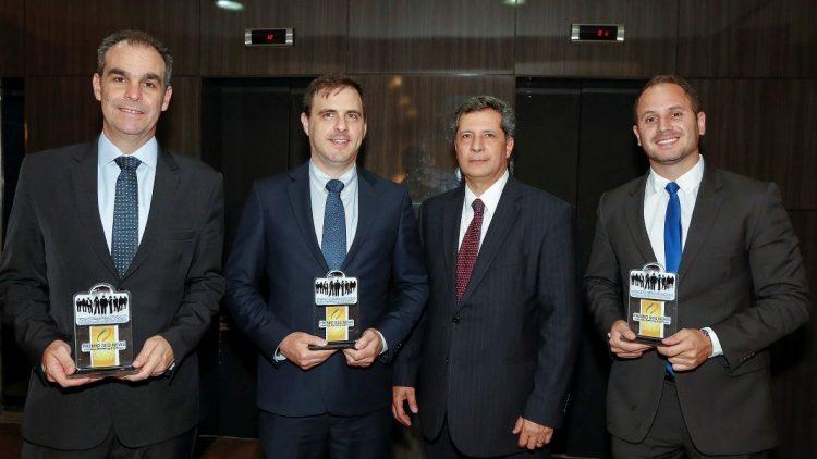 Grupo Bradesco Seguros recebe três troféus no Prêmio Seg News 2017