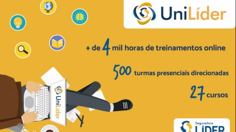 UniLíder: Seguradora Líder investe em educação corporativa para seus colaboradores