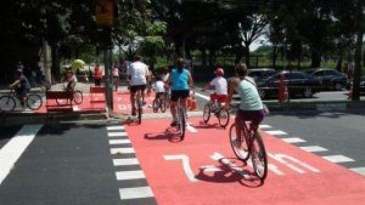 CicloFaixa de Lazer de São Paulo comemora oito anos com novos trechos