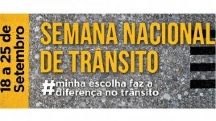 Detran/RS prepara ações para a Semana Nacional de Trânsito