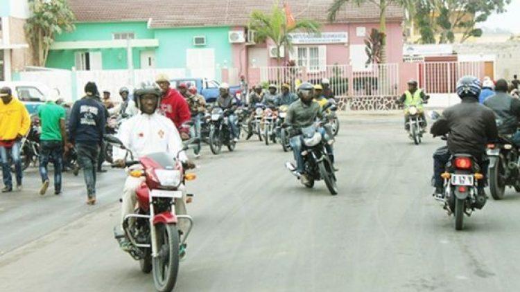 ENSA garante seguro para os mototaxistas