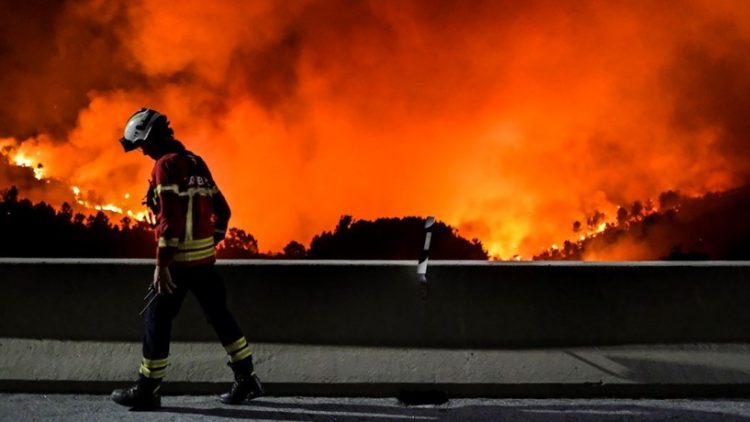 Custo dos incêndios de 15 de outubro é dez vezes maior que o de Pedrógão