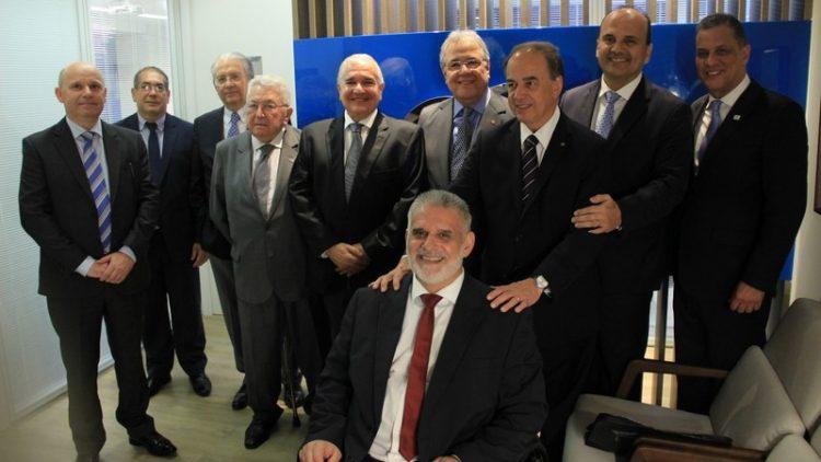 SINDSEGRS participa do 5º Encontro de Presidentes de SINDSEGS do Brasil