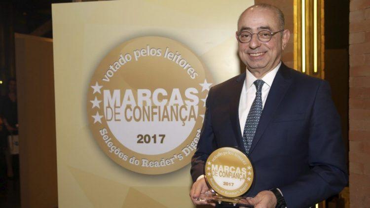 Pelo 15º ano consecutivo, Grupo Bradesco Seguros é destaque no Prêmio Marcas de Confiança