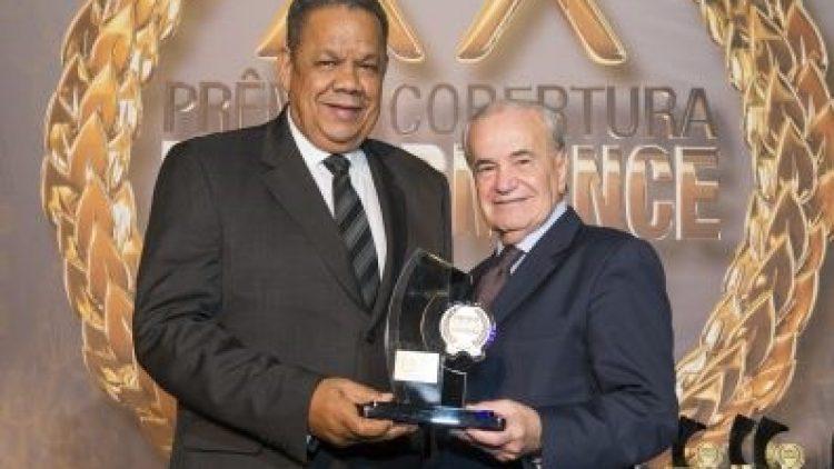 Allianz Seguros recebe o Prêmio Cobertura