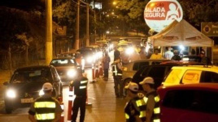 Balada Segura já atinge 56,7% da população gaúcha