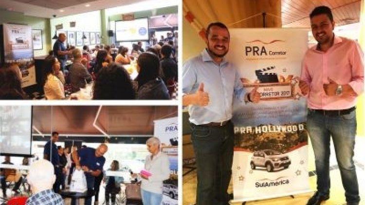 PRA Super Campeões 2017 com sorteio de carro