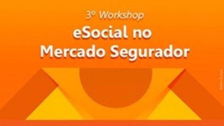 3º Workshop eSocial no Mercado Segurador