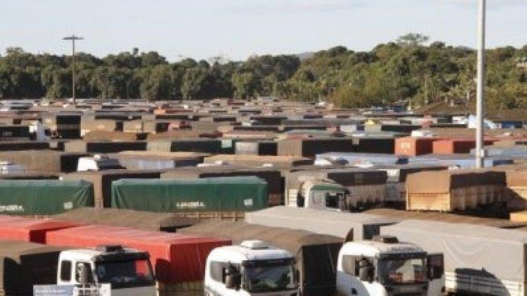 Transporte de cargas com seguro mais que dobra em um ano