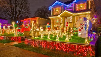Problemas elétricos e decoração natalina: veja como garantir a segurança do local