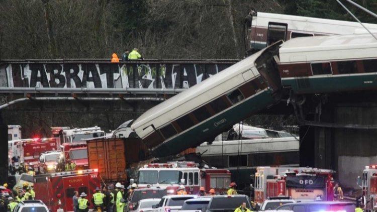 Amtrak tem importância segurada de RC de US$ 294 milhões