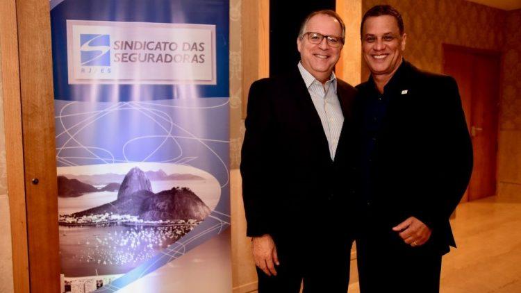 Augusto Matos prestigia evento de confraternização do Sindseg RJ/ES