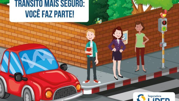 Direitos e deveres dos pedestres